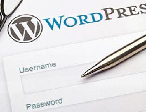 The Best WordPress Security Practices